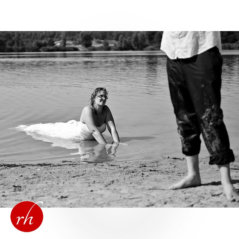 Trash The Dress - Komm, kooommm